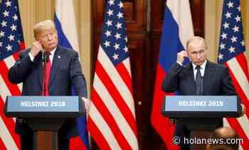 Las cumbres entre EE.UU. y Rusia, de la confrontación al humor absurdo - Hola News