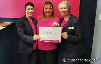 Furness Building Society customers help raise £274000 for Rosemere Cancer Foundation - Cumbria Crack