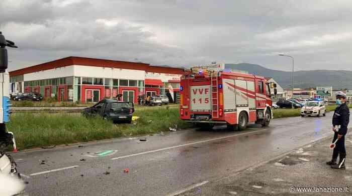 Morta nell'incidente con il camion: tragedia a Calcinaia - LA NAZIONE
