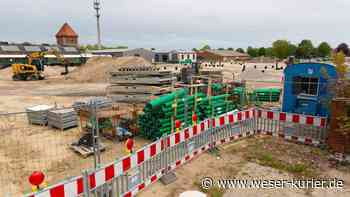 Der nächste Schritt für Wege zur Leester Ortskernsanierung - WESER-KURIER