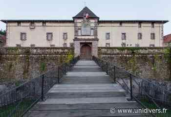 Visite de la citadelle Saint-Jean-Pied-de-Port lundi 26 juillet 2021 - Unidivers