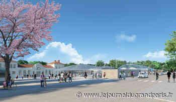 Des aménagements tests pour les quartiers de gares de Sevran et Vitry - Le Journal du Grand Paris