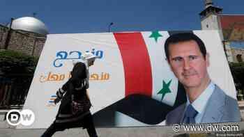 Syrien: Baschar al-Assad bleibt auf unbestimmte Zeit - DW (Deutsch)