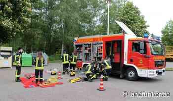 Unteröwisheim | Freiwillige Feuerwehr Kraichtal – Trotz Corona einsatzbereit - Landfunker