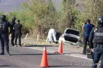 Ultiman a director de policía estatal en Guamuchil, Sinaloa - Netnoticias