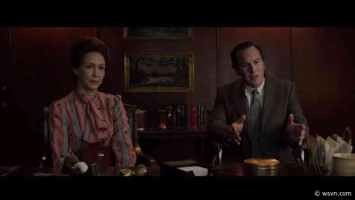 Patrick Wilson, Vera Farminga talk raising hell as the Warrens in 'The Conjuring: The Devil Made Me Do It' - WSVN 7News | Miami News, Weather, Sports | Fort Lauderdale