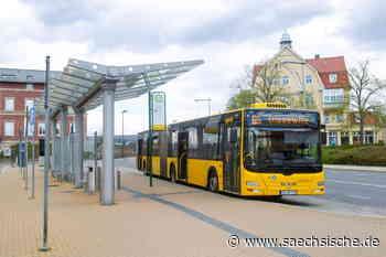 Heidenau: Aufpassen, in welchen Bus man steigt - Sächsische.de