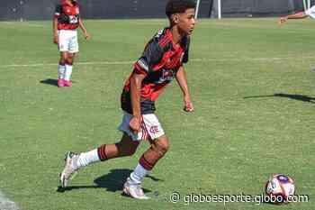 Jogador de Ariquemes assina contrato com a base do Flamengo - globoesporte.com