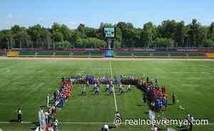 RFU and TAIF host Football Class in Kazan - Realnoe vremya