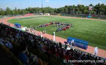 Over 300 Tatarstan children participate in Football Class by Russian Football Union and TAIF Group - Realnoe vremya