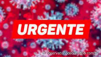 Ouro Fino ultrapassa o total de 1.800 casos confirmados de Covid-19 - Observatório de Ouro Fino