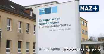 Evangelisches Krankenhaus Ludwigsfelde-Teltow: Besuche wieder möglich - Märkische Allgemeine Zeitung