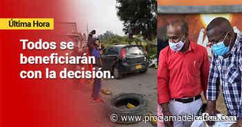 Acuerdan desbloquear vías en Puerto Tejada – Proclama del Cauca y Valle - Proclama del Cauca
