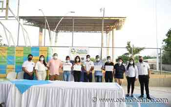 ¡UNIMAG se movilizó hasta el municipio de Pijiño del Carmen para firmar convenio! - Opinion Caribe