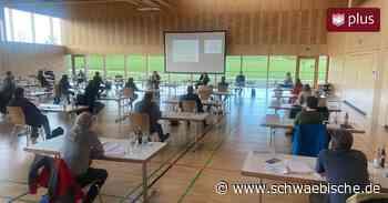 Lange Diskussionen um Änderung der Blaubeurer Hauptsatzung - Schwäbische