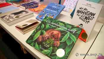 Buch-Ausstellung in Blaubeuren: Die schönsten deutschen Bücher zum Durchblättern - SWP