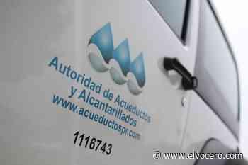 AAA realiza trabajos de mantenimiento en tanque de distribución en Corozal - El Vocero de Puerto Rico