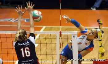 Las Pinkin de Corozal reclamaron a Daly Santana en el sorteo del Voleibol Superior Femenino - El Nuevo Dia.com