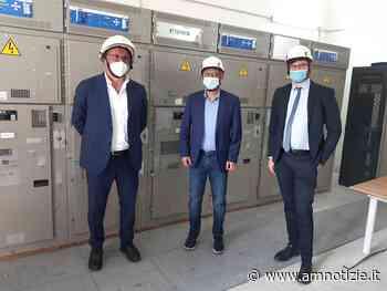 Barcellona Pozzo di Gotto: inaugurato un centro satellite snodo per la distribuzione dell'energia elettrica - AMnotizie.it