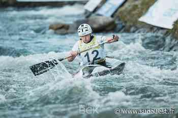 Le Teich : la céiste Elsa Gaubert s'offre une sélection pour les compétitions internationales à venir - Sud Ouest