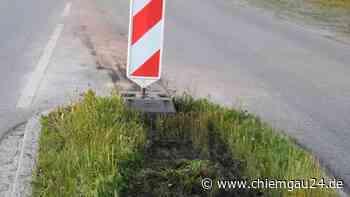 Feuerwehr nach Unfall in Vilsbiburg im Einsatz - chiemgau24.de