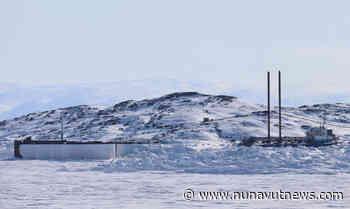 Iqaluit port delayed until September 2022 - NUNAVUT NEWS - Nunavut News