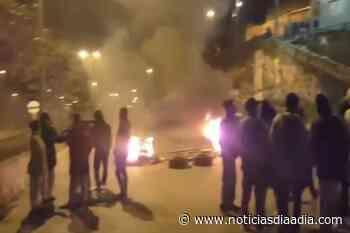 Noche de protestas en Soacha, Gachancipá y Tocancipá, Cundinamarca - Noticias Día a Día