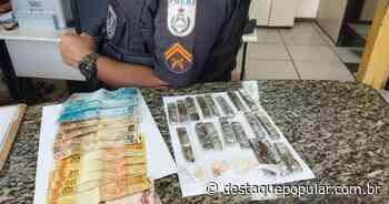 Polícia Militar apreende casal com drogas em Paty do Alferes - Destaque Popular