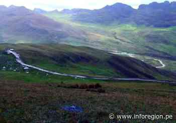 Huamalíes: Divulgan información sobre proyecto de vía Antamina-Llata-Tingo Chico - INFOREGION