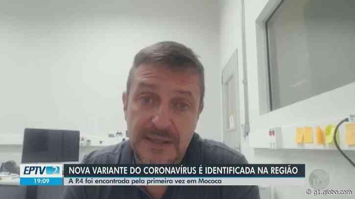 Prefeito de Porto Ferreira quer mais vacinas após detecção da variante P.4 do coronavírus - G1