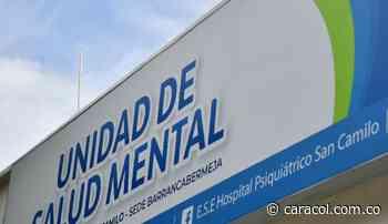 En menos de 15 días de ser inaugurado se llenó hospital San Camilo - Caracol Radio