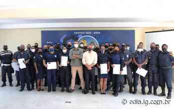 Guardas Municipais concluem capacitação em qualidade no atendimento ao cidadão - Jornal O Dia