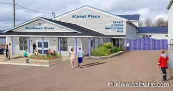 Plans for Port Hawkesbury waterfront development projects taking shape   Saltwire - SaltWire Network