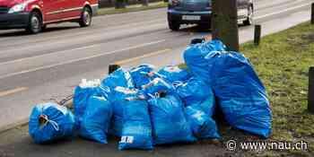 Waldenburg: Abfallsäcke bereitstellen - Nau.ch
