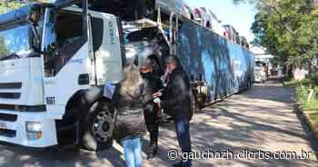 Uruguaiana inicia barreira sanitária na fronteira com a Argentina para monitorar casos da variante indiana - GauchaZH
