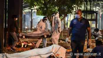 Incendio nel cuore di Tribiano   distrutti un box e un appartamento disabitato ma nessun ferito - Zazoom Blog