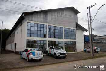 Prefeitura retoma prédio no Complexo Industrial – Casimiro de Abreu - Defesa - Agência de Notícias