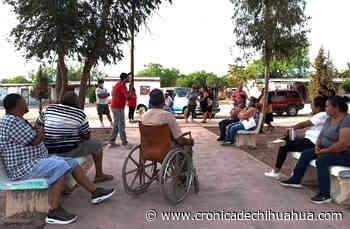 Ancón de Carros forma grupo antorchista mirando hacia el futuro - La Crónica de Chihuahua