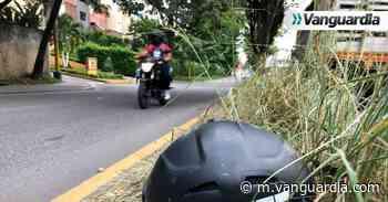 Motociclista quedó herido en accidente de tránsito, en Floridablanca - Vanguardia