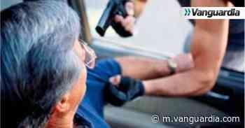 Familia fue víctima de robo en Cañaveral, Floridablanca - Vanguardia