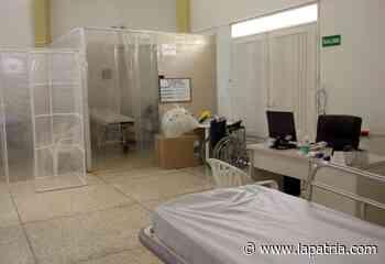 Auxilio, todas las camas ocupadas en Pácora - La Patria.com