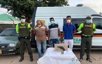 Cayeron armados sin permiso en Bosconia - ElPilón.com.co