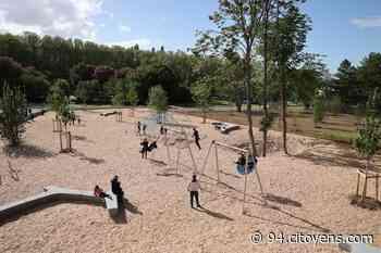 Romainville: la base de loisirs de la Corniche des forts a ouvert - 94 Citoyens