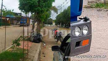 Granada dejada en un camión solo generó pánico en Tibú | La Opinión - La Opinión Cúcuta
