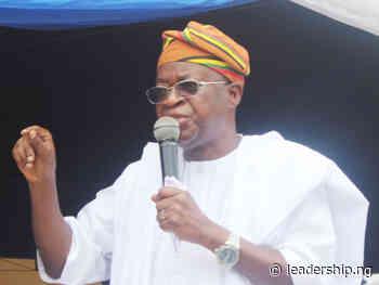 'Concern Over Alleged Ile-Ife/Modakeke Renewed Hostility Unnecessary' - LEADERSHIP NEWS