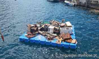 """Acção de limpeza no Calhau da Lapa retirou """"amontoado de lixo"""" - DNoticias"""