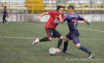 La Academia Harlen Santiago saca cabeza en la Copa Ciudad de Villamaría - La Patria.com