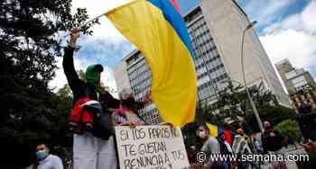 Abren investigación al alcalde de Paipa, quien apoyó las protestas, marchó y envió varios mensajes - Semana