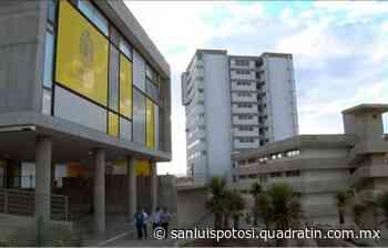 Investiga UASLP recursos para edificio en Campus Pedregal - Quadratín - Quadratín San Luis