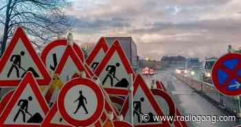 Schweinfurt/Werneck: Teilsperrungen am Autobahnkreuz - 106,9 Radio Gong